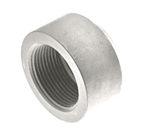 NPTF Bevel Half Couplings