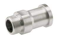 CD61/CD62 SAE Straight Thread Split Flange Adapters