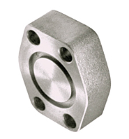 CD61/CD62 Blanking 4-Bolt Flanges