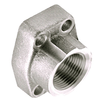 CD61/CD62 SAE Thread 4-Bolt Flanges