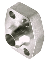 CD62 Schedule 80/160/XXS Butt Weld 4-Bolt Flanges