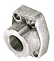 CD61/CD62 Deep Socket Weld Tube 4-Bolt Flanges