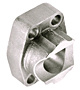 CD61 Saddle Weld Pipe 4-Bolt Flanges