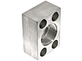 CD61/CD62 SAE Thread 4-Bolt Stainless Steel Flanges