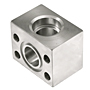 CD61/CD62 4-Bolt Socket Weld Stainless Steel Elbow Blocks