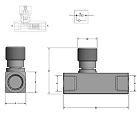 Carbon Steel Flow Control Valves