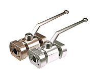 ABF Two-Way Flat Faced Ball Valves