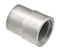 SAE to NPTF Full Couplings