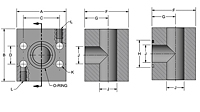 CD61/CD62 Tee Junction Blocks