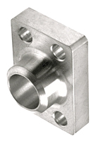CD61/62 Butt Weld 4-Bolt Stainless Steel Flanges