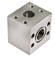 CD61/CD62 4-Bolt Stainless Steel Elbow Blocks