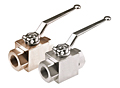 AE2 Two-Way Block Body Threaded Ball Valves