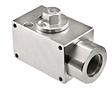 AV2 Two-Way Excavator Style Ball Valves